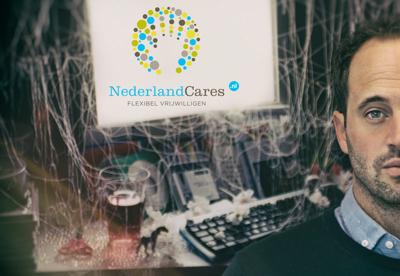 Nederland Cares, Amsterdam Cares, Amsterdam, bedrijfsfilm